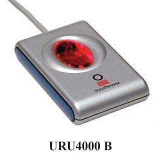 เครื่องสแกนลายนิ้วมือ URU4000B