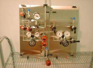 บริการออกแบบและติดตั้งระบบจ่ายแก๊สเหลวและแก๊สท่อ