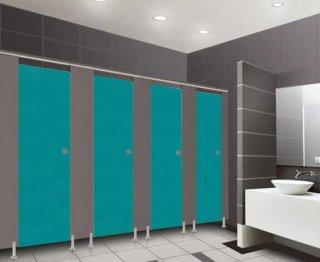 ผนังกั้นห้องน้ำ NEW GREEN S006