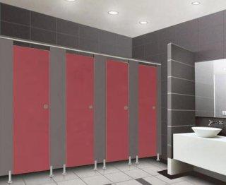 ผนังกั้นห้องน้ำ RED S012