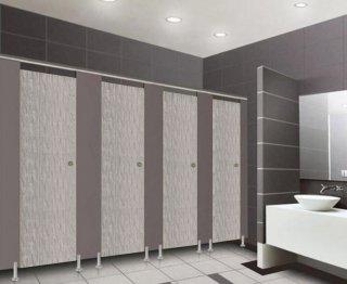 ผนังกั้นห้องน้ำ OAK AP8