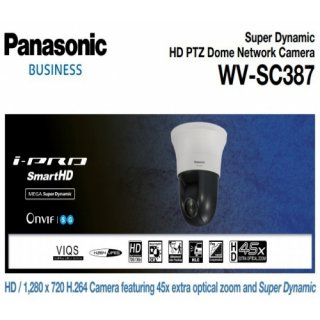 กล้องวงจรปิด Panasonic รุ่น WV-SC387