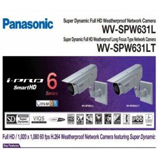 กล้องวงจรปิด Panasonic รุ่น WV-SPW631L
