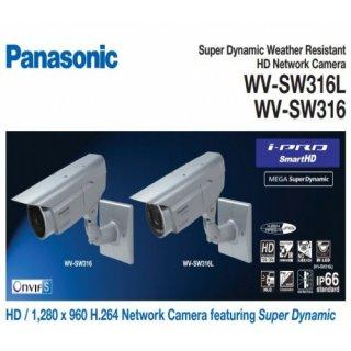 กล้องวงจรปิด Panasonic รุ่น WV-SW316L