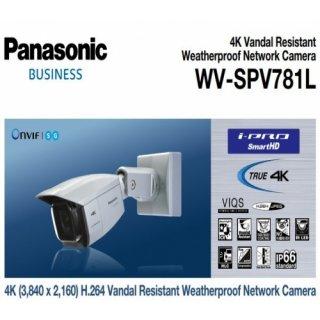 กล้องวงจรปิด Panasonic รุ่น WV-SPW781L
