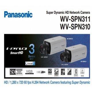 กล้องวงจรปิด Panasonic รุ่น WV-SPN311