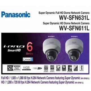 กล้องวงจรปิด Panasonic รุ่น WV-SFN631L