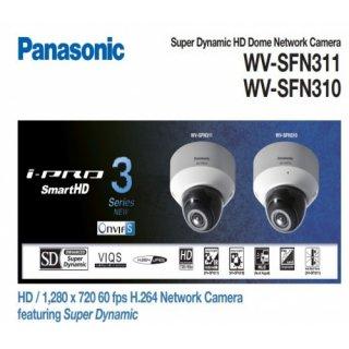 กล้องวงจรปิด Panasonic รุ่น WV-SFN311