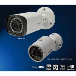 กล้องวงจรปิด Panasonic รุ่น K-EW114L Series