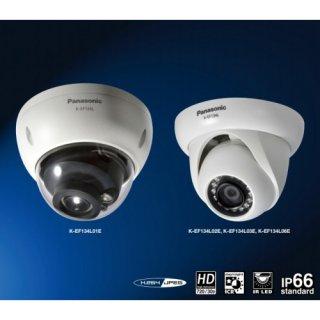 กล้องวงจรปิด Panasonic รุ่น K-EF134L Series