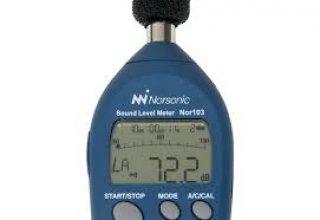 เครื่องวัดเสียง Nor103
