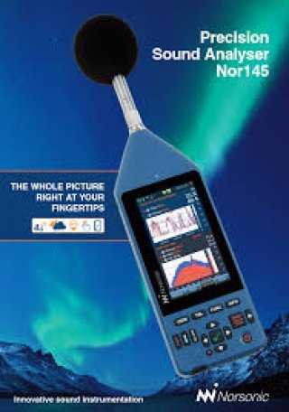 เครื่องวัดเสียง Nor145