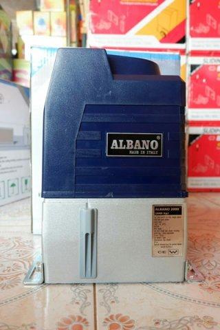 มอเตอร์ประตูรั้วรีโมทบานเลื่อน Albano รุ่น 2,000 kg.