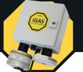 iGAS เครื่องตรวจวัดมลพิษทางอากาศ
