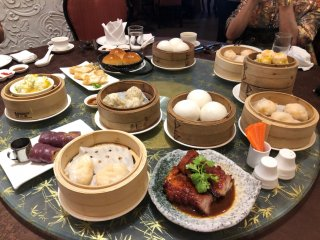 ไปซัมเมอร์เรียนภาษาจีนจะสั่งอาหารเบื้งต้นมีอะไรบ้าง