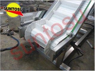ระบบสายพานลำเลียง ใช้โซ่ (Top Chain Conveyor)