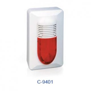 สัญญาณไฟเตือนไฟไหม้ รุ่น C-9401