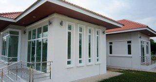 รับสร้างบ้านพักอาศัย