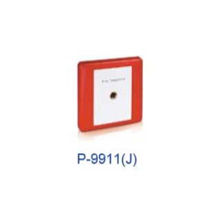 Fire Telephone Jack Socket รุ่น P-9911(J)