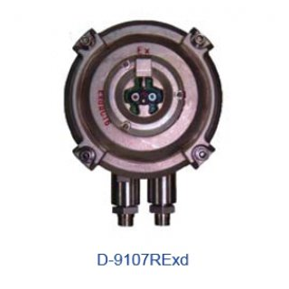 เครื่องตรวจจับเปลวไฟอินฟราเรดคู่แบบดิจิตอล รุ่น D-9107RExd