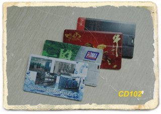 Card Flash Drives