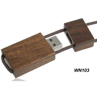 Wood Flash Drives