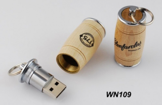 Wood Flash Drives