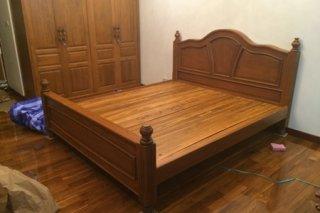 รับซื้อตู้ - เตียงไม้สักเก่า