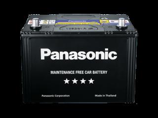 แบตรถยนต์ Panasonic รุ่น 95D31R