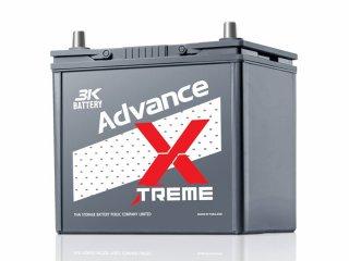แบตเตอรี่รถยนต์ 3K รุ่น ADX65