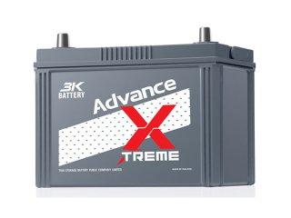 แบตเตอรี่รถยนต์ 3K รุ่น ADX2500