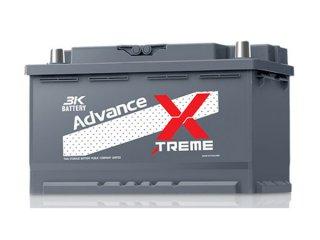 แบตเตอรี่รถยนต์ 3K รุ่น ADX4L
