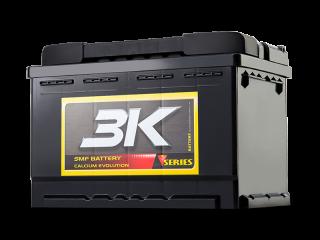 แบตเตอรี่รถยนต์ 3K รุ่น VDS75