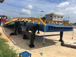 รับผลิต สะพานโหลดสินค้า (Ramp)