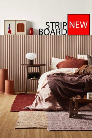 แผ่น Strip Board (SB Board)