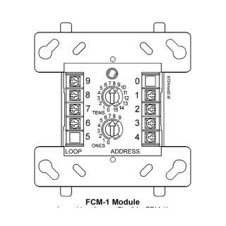 FCM Addressable, ไฟอราม