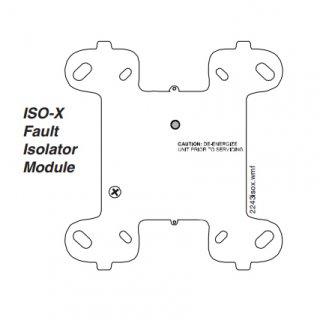 iso-x Isolator, ไฟอราม