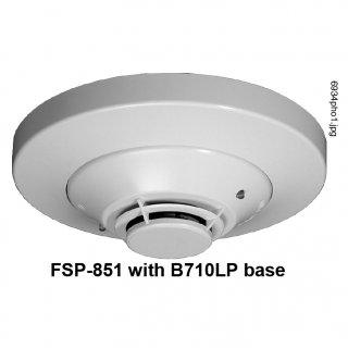 FSP-851 Addressable Smoke, ไฟอลาม