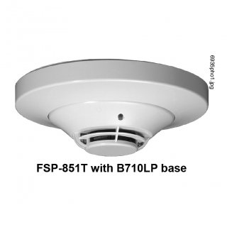 FSP-851T Addressable Smoke, ไฟอลาม