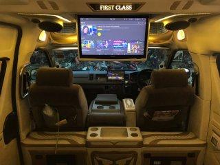 รถตู้นำเที่ยว VIP อุบลราชธานี
