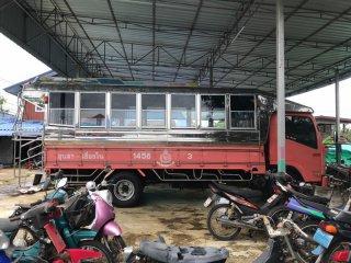 รถโดยสาร 6 ล้อ ให้เช่า อุบลราชธานี