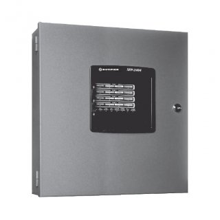 2-Zone Fire Alarm Control Panels SFP-2402