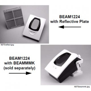 Conventional Beam Smoke Detectors BEAM1224