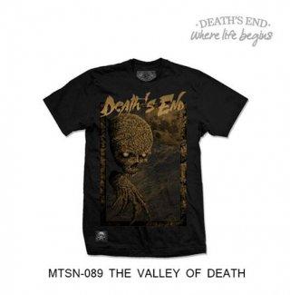 [S] เสื้อยืดคอกลม MTSN-089 THE VALLEY OF DEATH