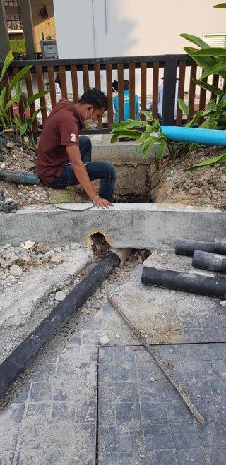 บริการงานระบบท่อ