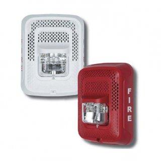 Indoor Selectable Output Speaker Strobes SPSRL
