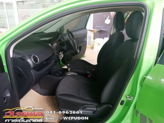 Mitsubishi Mirage 1.2 GLS Limited A/T สีเขียว