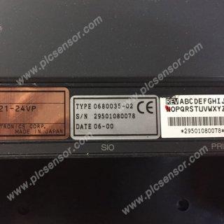 Proface HMI GP570-SC21-24VP