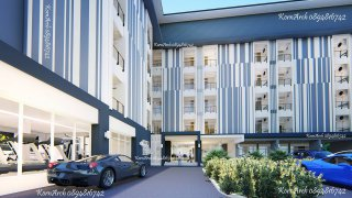 อพาร์ทเมนท์5ชั้น 72 ห้องพัก