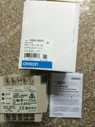 Omron power supply S82K-05024